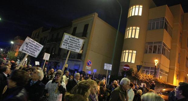 foto manifestanti